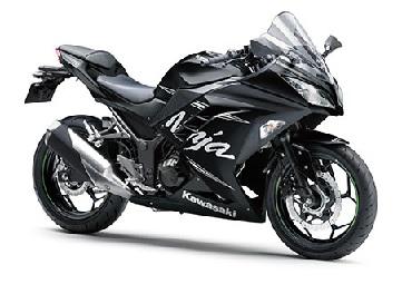 Ninja 250 ABS KRT Winter Test Edition